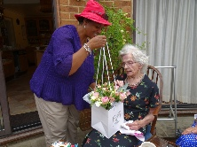 Grethe's 90th Birthday Celebrations